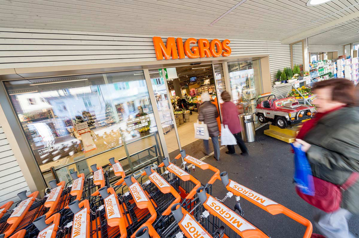 Migros Filiale Richterswil